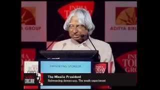 Dr APJ Kalam: We will together invent democracy - India Today Conclave 2013