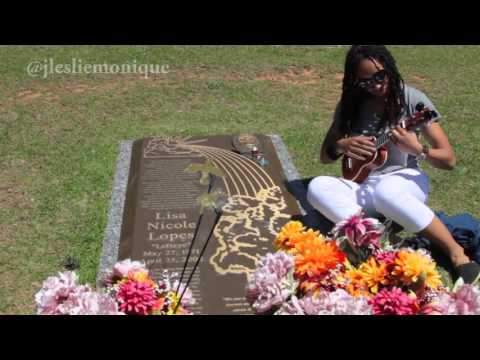 TLC - 'Waterfalls' Ukuele Cover (at Left Eye's Resting Place)   04.24.16