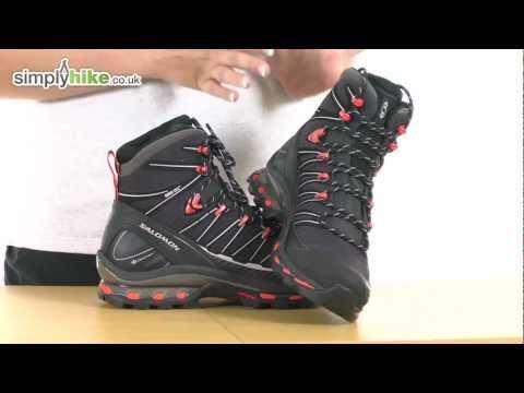 Salomon mens cosmic 4d 2 gtx walking boot www simplyhike co uk