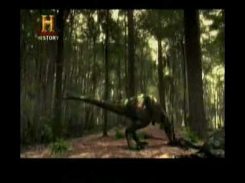 Mundo Jur�sico: Dinosaurio Canibal: Parte 7 de 7