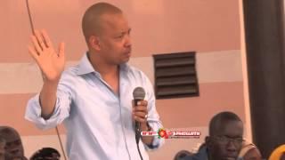 Souleymane Jules Diop: ''Pas de pitié pour Karim Wade''