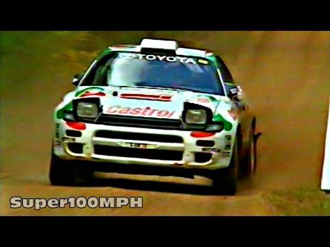 1993 Telecom Australia Rally - Day 3 Highlights