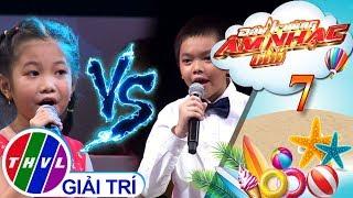 THVL   Đấu trường âm nhạc nhí - Tập 7[5]: Bà Năm - Trâm Anh, Ngọc Thuận
