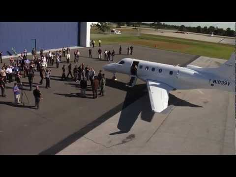 Embraer Executive Jets Flies First Made-in-USA Phenom 300