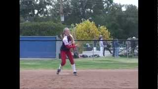 Shelby Jacobsen Softball Skills Video