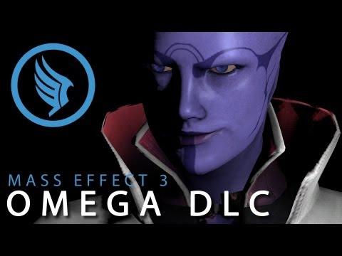 [Mass Effect 3] Omega DLC - Paragon. Silent Playthrough