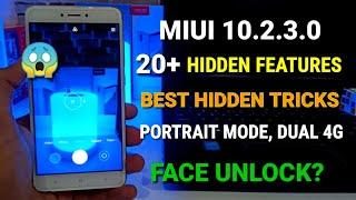 Redmi Note 4 Miui 10.2.3.0 update | 20 new features hidden tricks | Miui 10.2.3.0 for Redmi Note 4