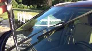 BMW Wiper Blade Replacement Position Activation Procedure
