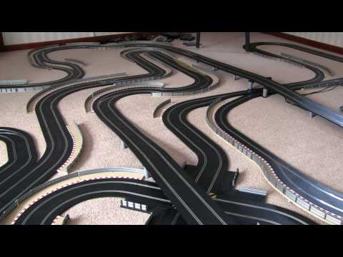 200ft of Scalextric Track!
