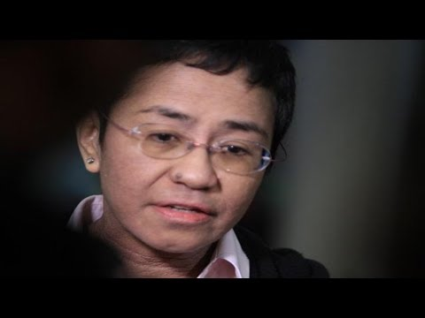 Rappler CEO Maria Ressa arrested for cyber libel