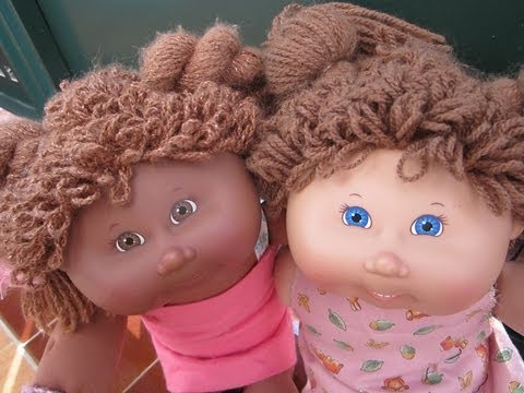 "Aterrador caso de las muñecas ""Cabbage patch"" / Scary dolls case ""Cabbage patch"""