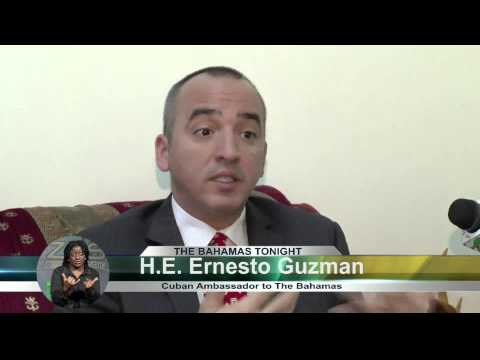 Cuban Ambassador Believes Bahamas & Cuba Should Work Together In Tourism
