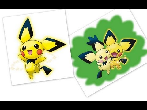 Obtener a Pichu Color Picachu sin evento - Pokemon  Heart Gold y Soul silver, perla , Pl, Diamante