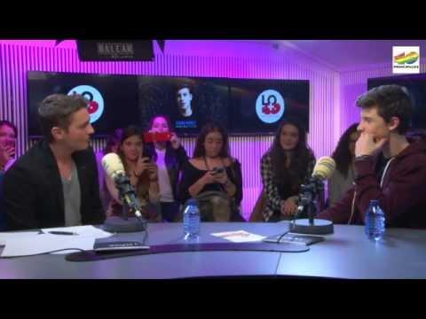 Xavi Martínez entrevista a Shawn Mendes