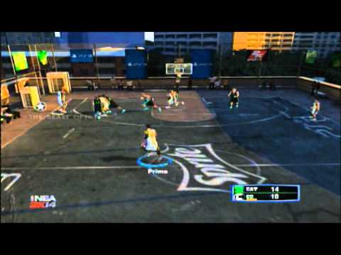 NBA 2K14 Crew Game - That Chess Club ComeBack
