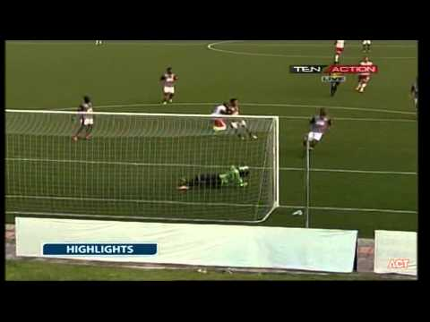 Hero I-League 2015 McDowell Mohun Bagan (0) vs Shillong Lajong FC (0) 08-4-2015