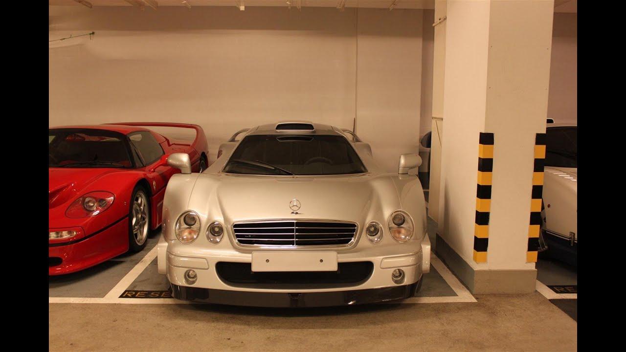 Billionaires Garage Ferrari F50 Clk Gtr Gumpert Apollo