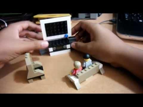 Como hacer una sala de estar (Lego Master) xDedicado a D Vergas Pacheco XD Legos.