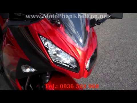 Kawasaki Ninja 300 ABS SE đời 2014 - Moto Trường Nguyên