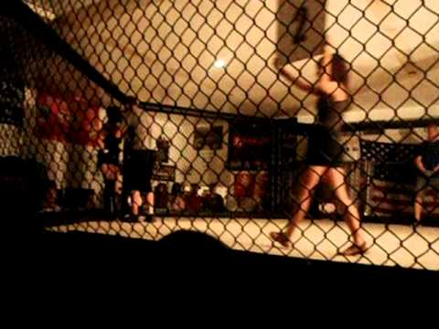 Mercedes White Vs Amy Wagner Exhibition MMA Fight