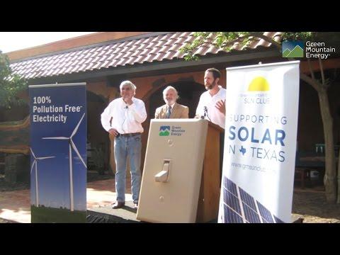 Green Mountain Energy Sun Club: The Power of 50