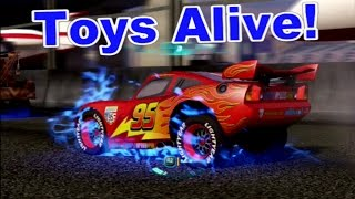 Cars 2: The video Game - Lightning McQueen - Runway Tour