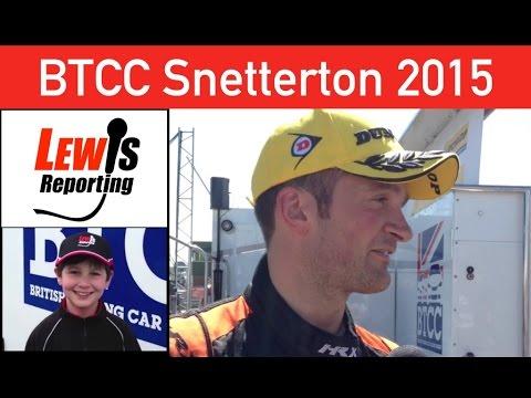 Colin Turkington - TeamBMR - Race 1 Winner - BTCC Snetterton 2015