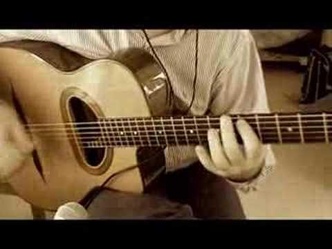 Django's Caravan - Gypsy Jazz Guitar - Leigh Jackson