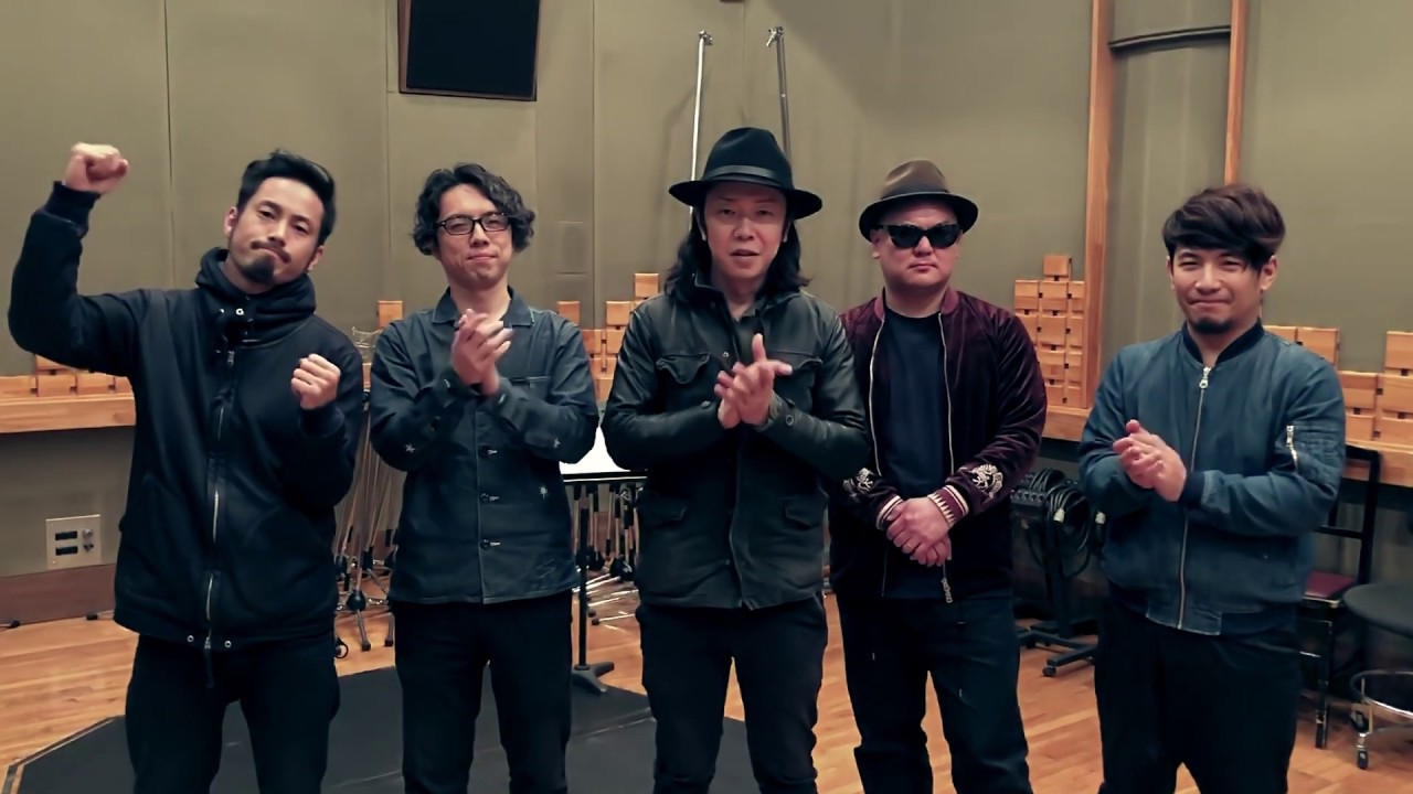 TRI4TH - 2ndアルバム 新譜「jack-in-the-box」2019年7月10日発売予定 レコーディング風景も収めた発売決定コメント映像公開中 thm Music info Clip