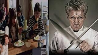 Fukushima Children  Gravely Need Chef Gordon Ramsay Expert Advice