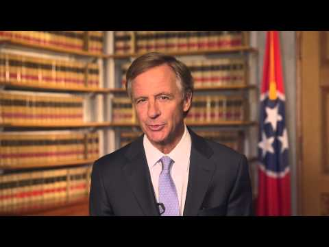 Gov. Bill Haslam on the Young Entrepreneurs Academy
