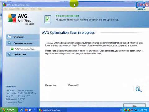 Hướng dẫn cài đặt và sử dụng AVG-Antivirus phòng chống Virus cho máy tính