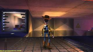 Toy Story 3 - PSP - #09. Eye In The Sky