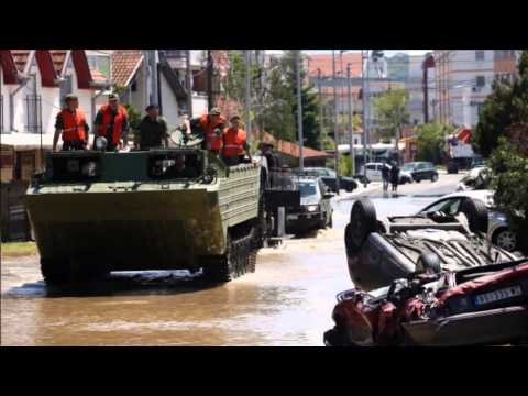 Balkan Floods - Poplave na Balkanu...May 2014...