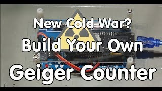 #162 Build your own 50$ connected Geiger Counter (ESP32)