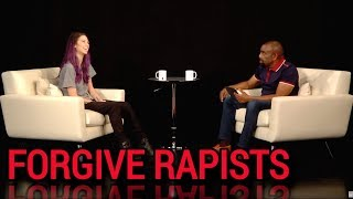 "Jesse Lee Peterson TRIGGERS LESBIAN STEVIE BOEBI on ""Rape"" & PTSD (Trailer)"
