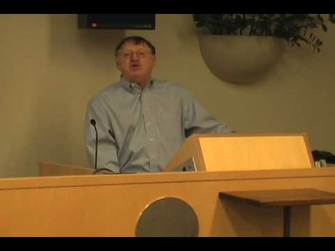 International Studies Symposium Series - Joseph Stimpfl Part 5