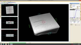 樹脂ブロック(切削加工用):ブツ切り動画