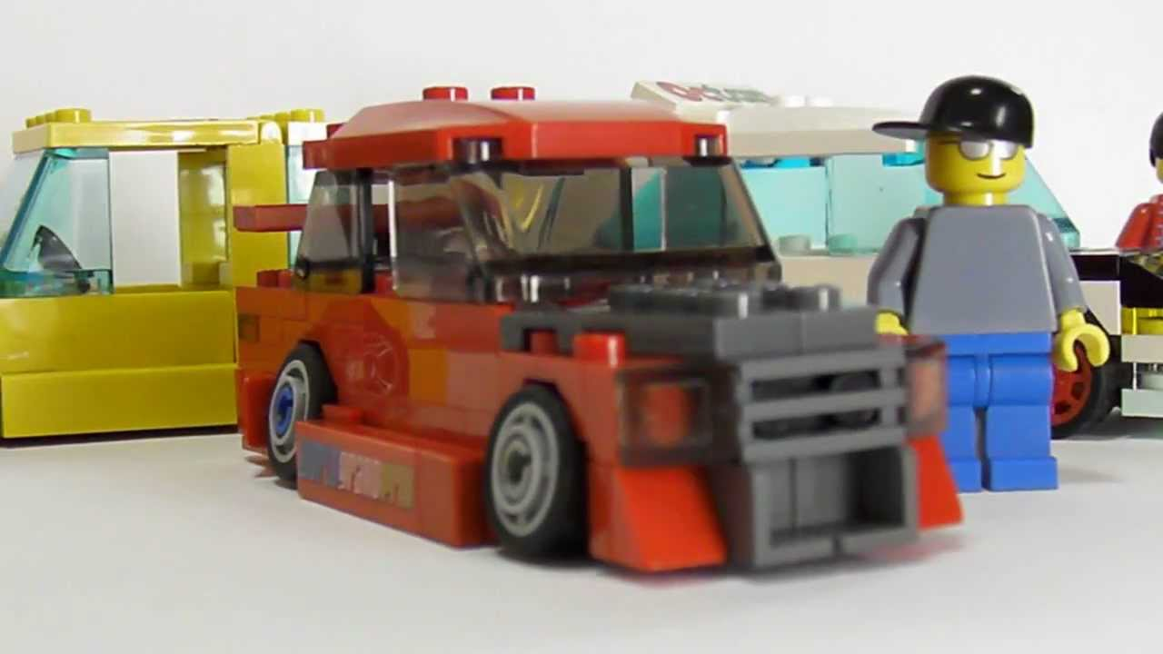 stanced lego car build it yourself youtube. Black Bedroom Furniture Sets. Home Design Ideas