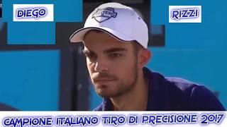 Finale Campionati Italiani 2017 - tiro di precisione - Petanque