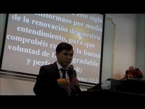 EL CONFORMISMO ESPIRITUAL. PREDICA JOHN PABON PEREZ. PASTOR DE NUESTRA AMADA VALLECAS. IPUE