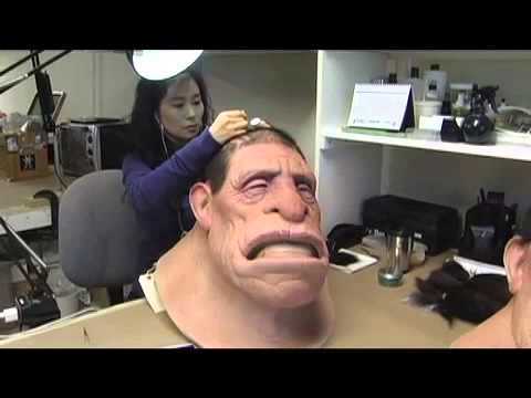 Hansel & Gretel Witch Hunters Edward Troll making of
