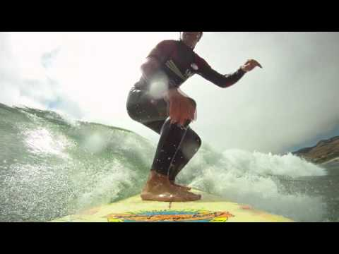 gopro surf slo mo test