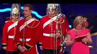 LCpl Richard Jones Royal Variety Show 2016 - Britains Got Talent BGT Winner