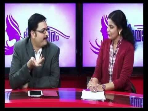 Dr.Dinesh Kartha on Sinusitis Treatment in NTV UAE Malayalam Mizhiyoram