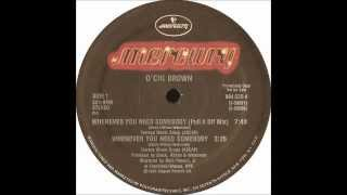 Gregory Hines - You Need Somebody (instrumental)