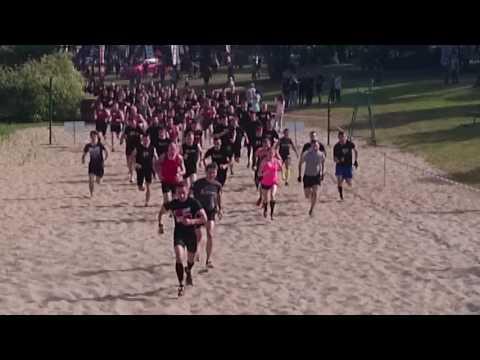 Survival Race Wrocław 22.05.16 pl pierwszy bieg i zepsuta przeszkoda ;)
