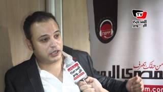 تامر عبد المنعم: «رفع صور عبد الناصر في ثورة يناير مشهد يهلك من الضحك»