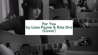 Download Lagu For You by Liam Payne & Rita Ora (Cover/ Tutorial) | Ruby Guitar Gratis STAFABAND