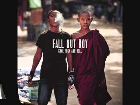 Fall Out Boy Alone Together Lyrics Youtube